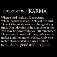 karma, life, truth, wisdom, true, inspir, interest thought, quot, live