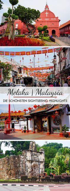 Melaka in Malaysia wird auch liebevoll Malacca genannt. Die Stadt ist vor allem in der Altstadt wunderschön, gemütlich und spannend. In diesem Beitrag findet ihr alle wichtigen Tipps, Sehenswürdigkeiten und Things to do. Egal ob Jonker Walking Street, Melaka River, A Famosa oder der Sultanspalast.
