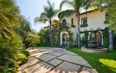 Kate Walsh's 1920s Spanish Home in Los Angeles