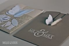 Handgefertigte Papeterie und gedruckte Botschaften. Individuelle Ideen und Gestaltung für besondere Anlässe und das, was man dazu macht.