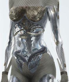 Ex Machina concept art by Karl Simon Gustafsson