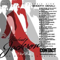 The Best Michael Jackson Mixtape CD DJ Smooth Denali