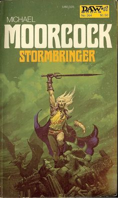 Stormbringer- Michael Moorcock/ Michael Whelan