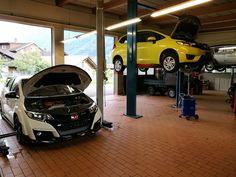 Garage Fuhrer Brienz GmbH, Brienz, Haslital, Autogarage, Autowerkstatt, Honda Motoren