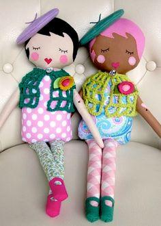 pretty doll ideas