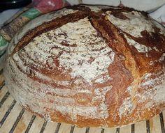 Homemade sourdogh bread...