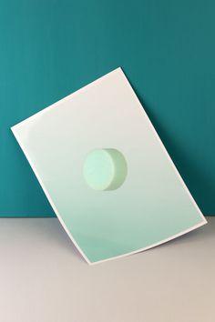 Gradient Green—Vilde Rolfsen