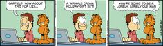 Happy Tuesday! Garfield Comic Strip, December 11, 2014 on GoComics.com