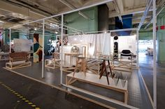 John Lewis by PhillCreates at Design Junction, London   UK installation exhibition