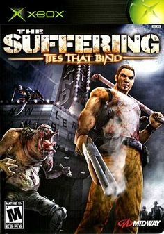 Suffering Ties That Bind Sony Playstation 2 Game Playstation 2, Xbox Pc, Good Horror Games, Horror Video Games, Nintendo 3ds, Juegos Ps2, Mortal Kombat X Wallpapers, Arcade, Street Game