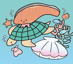 Funny Animal Jokes, Funny Animals, Pretty Pictures, Sanrio, Smurfs, Hello Kitty, Pokemon, Kawaii, Salmon Fillets