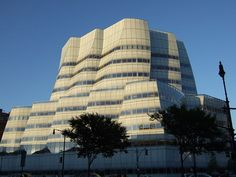 IAC Blues, NY, NY;  InstantShift - More Unusual Buildings Architecture