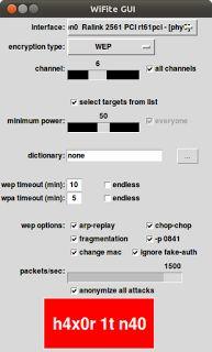 OfertasUhu: LINUX WiFite 2.0 r85