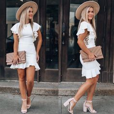 """Southern Alternative on Instagram: """"Heat Of The Night Mini Dress 😻 @southernalternative We are shaking it up this week! We are giving away $800 worth of gift cards between…"""" Summer Memories, Dress Sandals, Gift Cards, Southern, Alternative, White Dress, Night, Mini, How To Wear"""