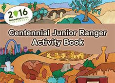 Junior Rangers | National Park Service Links to some of the activity books before visiting