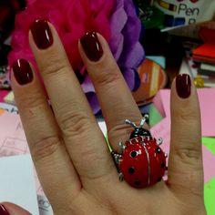 Ladybug jewelry