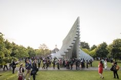 Gallery of Gallery: The Serpentine Pavilion and Summer Houses Photographed by…