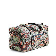 d069c4116e Large Duffel Travel Bag in Nomadic Floral. Addison Wood · Vera Bradley