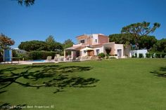 5 bedroom villa with heated pool in Quarteira, Loulé, Algarve, Portugal - This villa is a spacious 5 bedroom villa in extensive lawned grounds with a heated pool, and air conditioning/heating in the bedrooms. It is located north of Vilamoura's stylish marina with its amenities and the Falesia beach. - http://www.portugalbestproperties.com/component/option,com_iproperty/Itemid,8/id,1280/view,property/#
