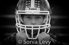 Senior/Boy/Football/Sports/blackandwhite Football Boys, Football Helmets, Black And White Football, Senior Boys, Sports, Photography, Hs Sports, Photograph, Excercise