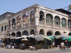 Djibouti - Djibouti  #SugarSchool #Africa #capitals