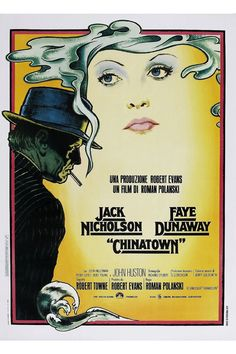 These Are The Classic Films You MUST See Before Turning 30  #refinery29  http://www.refinery29.com/classic-films#slide-29  The movie: Chinatown (1974)The CliffsNotes: A private eye is hired to spy on a woman's husband and discovers that there's something much, much darker than a run-of-the-mill infidelity to unravel. Why you need to see it: The Chinatown screenplay is often touted as one of the best ever writt...