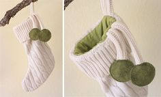 Sweater Stocking 2