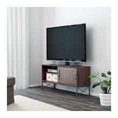 TOCKARP Mueble TV, marrón - marrón - 114x38 cm - IKEA