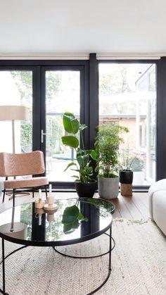 Boho Living Room, Living Room Grey, Home And Living, Living Room Decor, Home Office Design, Home Interior Design, House Design, Paint Colors For Living Room, Room Colors