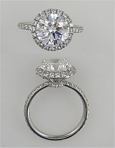 Victor Canera: Another Masterpiece (Emilya Halo) : Show Me the Bling! (Rings,Earrings,Jewelry) • Diamond Jewelry Forum - Compare Diamond Prices, Discussions & Diamond Information