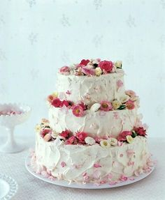 Rezept: Hochzeitstorte