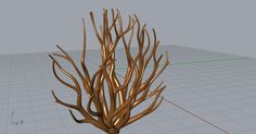 Simple growth without recursive algorithm - Grasshopper