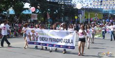 Energy FM Radyo Aguila at Cagayan de Oro The Higalas Parade of Floats and Icons 2015
