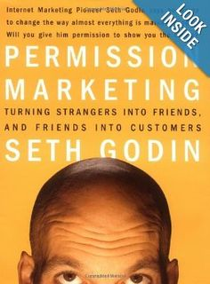 Even though this was written prior to the huge upswing in Social Media marketing, this book is totally appropriate for anyone from a retail position to online e-marketing. Permission Marketing : Turning Strangers Into Friends And Friends Into Customers: Seth Godin: 9780684856360: Amazon.com: Books