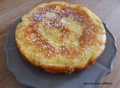 Dans la cuisine d'Hilary: Gâteau à la poêle aux pommes pour les petites faim qui…