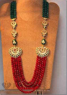 indian beaded jewellery designs