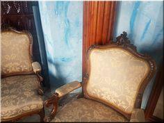 Barokk asztal, antik bútor - Ildáre faáruház Antique Furniture, Accent Chairs, Antiques, Fa, Vintage, Home Decor, Upholstered Chairs, Antiquities, Antique