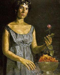 Canvas Art For Sale, Art Paintings For Sale, Original Paintings For Sale, Greece Painting, Greek Art, Classical Art, Artist Painting, Female Art, Sculpture Art