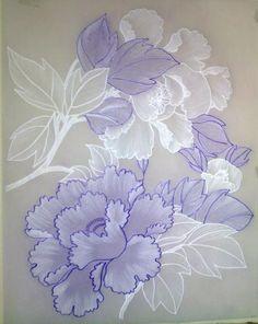 Un petit modèle avec un peu de couleur.... http://www.avecpassion.fr/216-peindre-pergamano-couleur-dentelle-de-papier