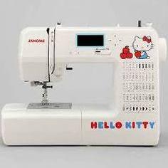 Janome Hello Kitty - Google Search