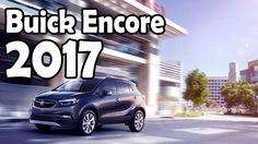2017 Buick Encore Six Speed Automatic Premium Small SUV Segment