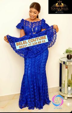African Party Dresses, African Lace Dresses, Latest African Fashion Dresses, African Fashion Traditional, Evening Gowns With Sleeves, Africa Dress, Africa Fashion, African Attire, Style