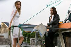 Alicja Bachleda and Colin Farrell in Ondine Movies Showing, Movies And Tv Shows, Stephen Rea, Ondine, Colin Farrell, Perfect Man, Gorgeous Men, Good Movies, Pretty Girls
