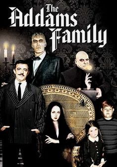 The Addams Family (1964) Beloved for its macabre running gags, this 1960s TV series starred John Astin as wealthy, passionate family patriarch Gomez and Carolyn Jones as his cadaverous wife, Morticia -- the heads of the close-knit and extremely spooky Addams clan.