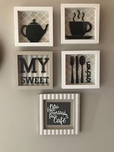 1 million+ Stunning Free Images to Use Anywhere Coffee Bar Signs, Coffee Bar Home, Coffee Art, Kitchen Wall Art, Kitchen Decor, Kitchen Chalkboard, Beautiful Kitchen Designs, Home Room Design, Room Wall Decor