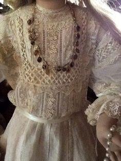 Bobbin lace!
