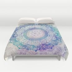 Duvet Cover featuring Free  by Rskinner1122