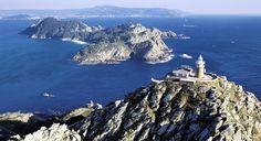 Islas Cíes. Parque Nacional de las Illas Atlánticas. Naturaleza de #Galicia