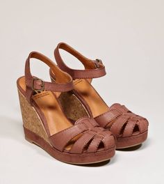 i'm so into wedges this summer