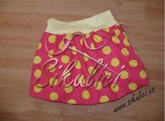 Balonová sukně - návod - Šikulíci
